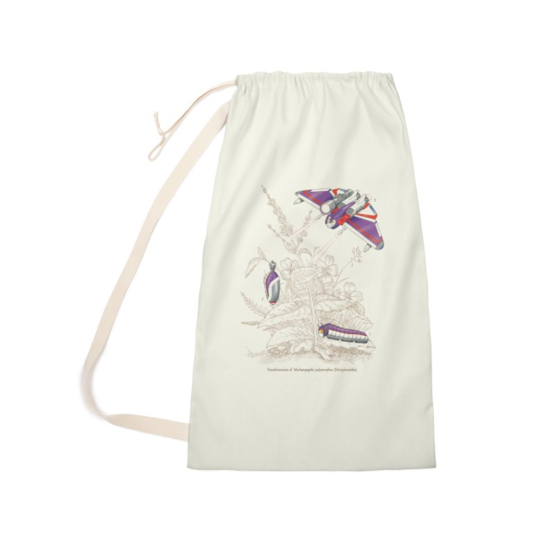 Natural Transformation Accessories Laundry Bag Bag by Made With Awesome