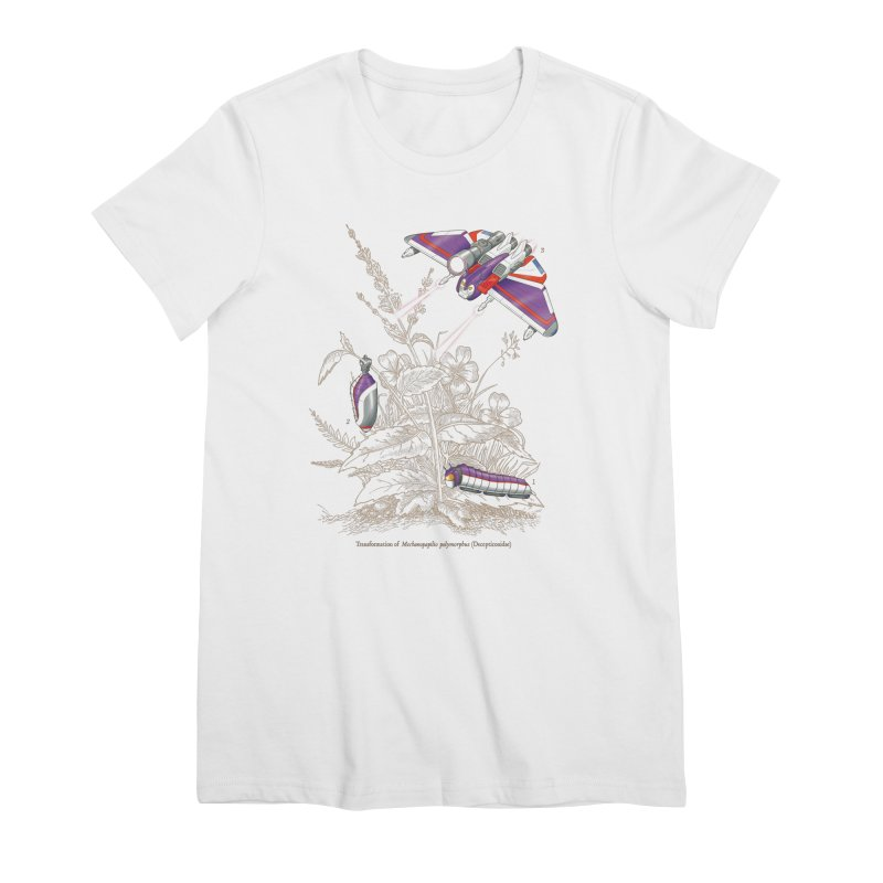 Natural Transformation Women's Premium T-Shirt by Made With Awesome