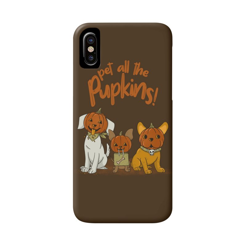 Pupkins! Accessories Phone Case by Made With Awesome