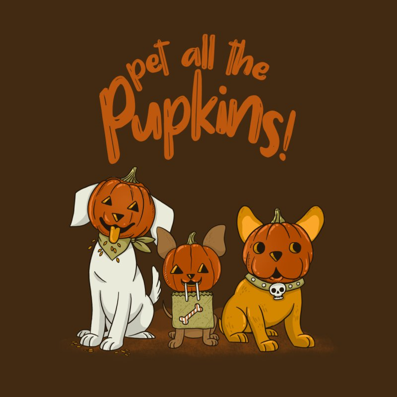 Pupkins! Women's T-Shirt by Made With Awesome