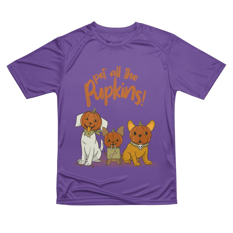 Pupkins! Women's Performance Unisex T-Shirt by Made With Awesome