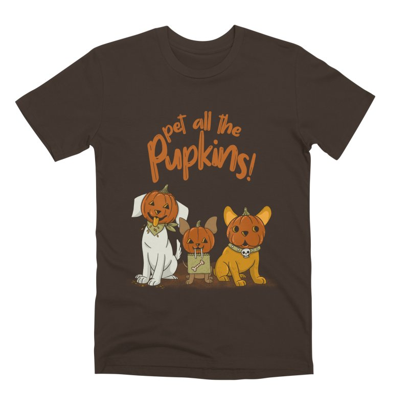 Pupkins! Men's Premium T-Shirt by Made With Awesome