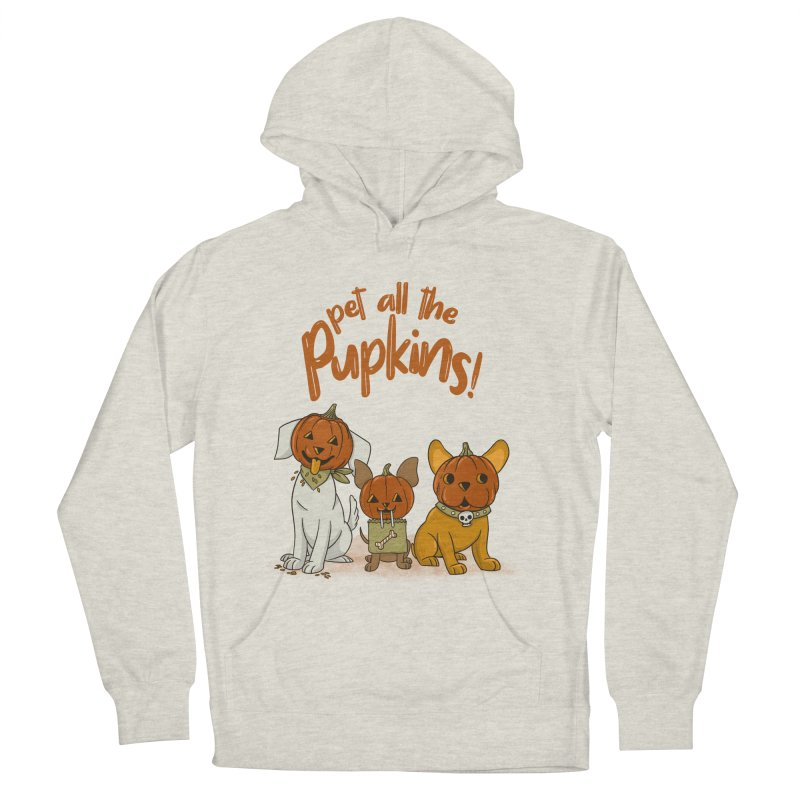 Pupkins! Men's French Terry Pullover Hoody by Made With Awesome