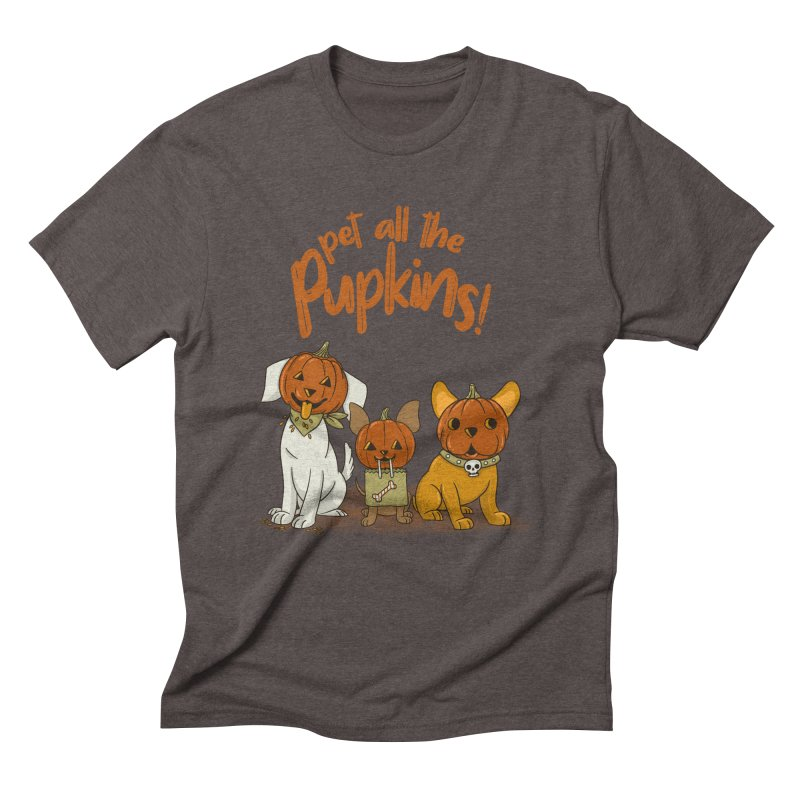 Pupkins! Men's Triblend T-Shirt by Made With Awesome