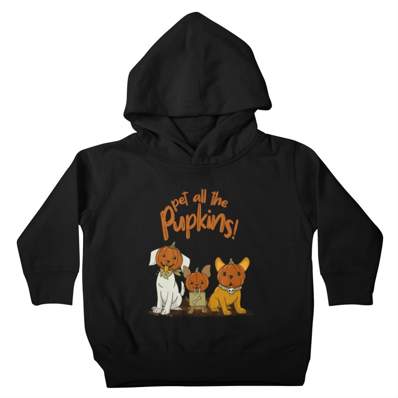 Pupkins! Kids Toddler Pullover Hoody by Made With Awesome