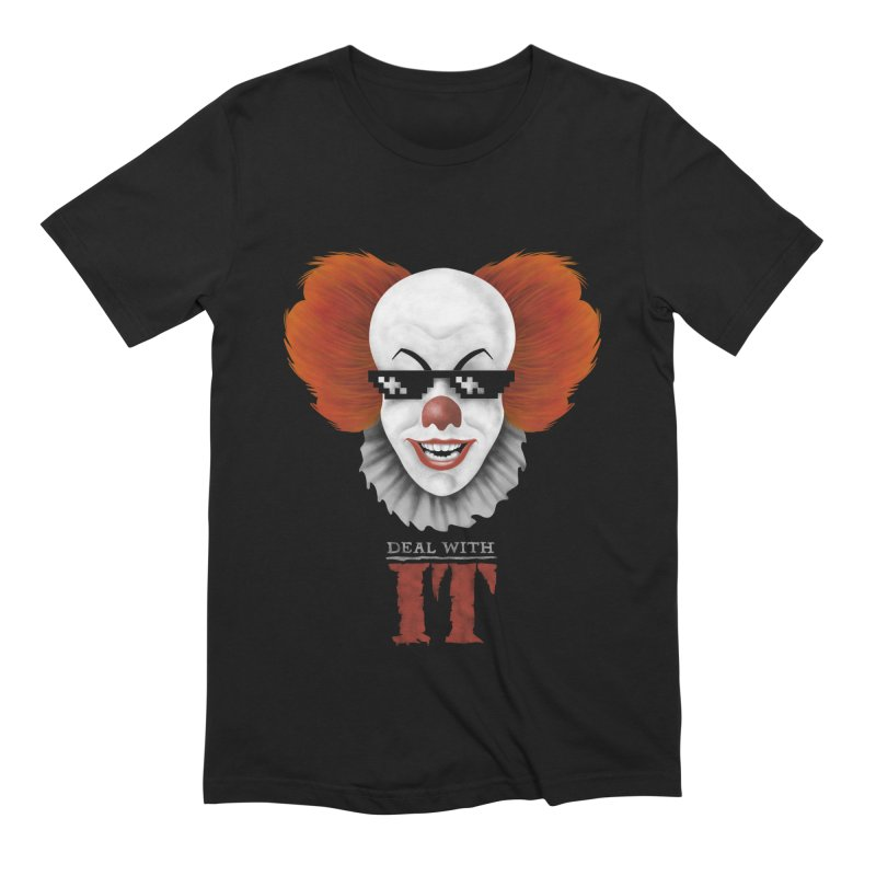 Deal With IT Men's Extra Soft T-Shirt by Made With Awesome