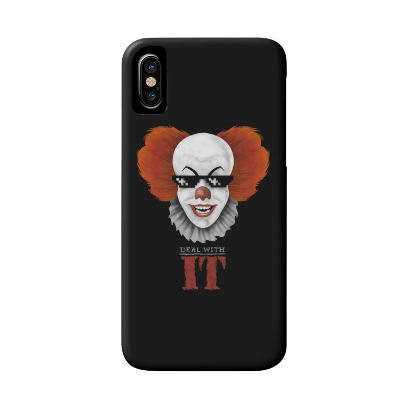 Deal With IT Accessories Phone Case by Made With Awesome