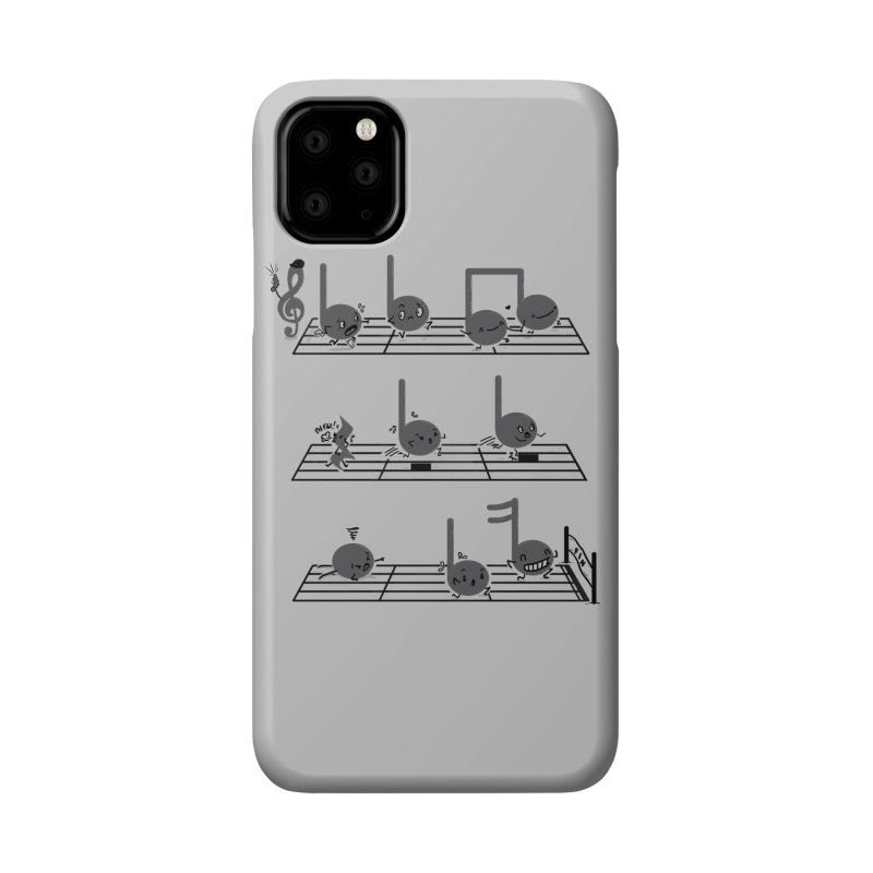 Sound Track Accessories Phone Case by Made With Awesome