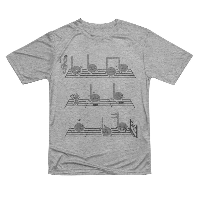 Sound Track Men's Performance T-Shirt by Made With Awesome
