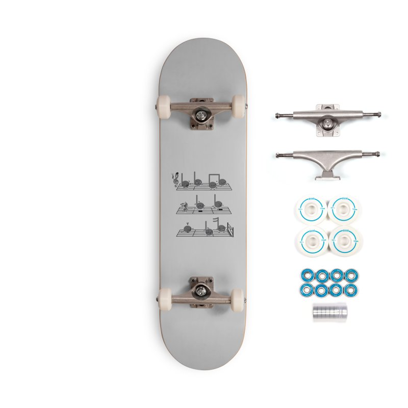 Sound Track Accessories Complete - Basic Skateboard by Made With Awesome