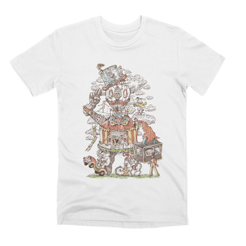 Traveling Circus Men's Premium T-Shirt by Made With Awesome