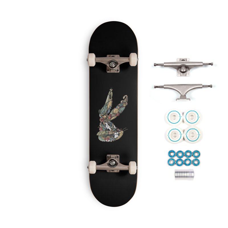 Bugs Accessories Complete - Basic Skateboard by Made With Awesome