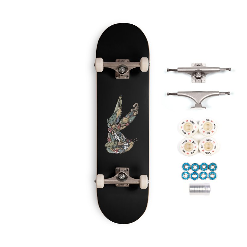 Bugs Accessories Complete - Premium Skateboard by Made With Awesome
