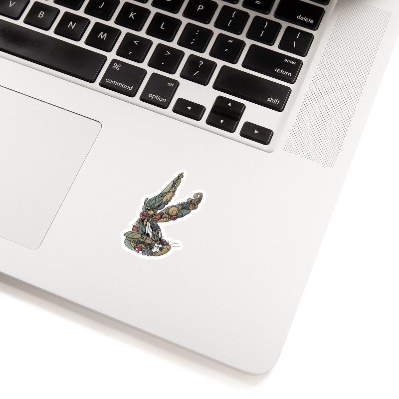 Bugs Accessories Sticker by Made With Awesome
