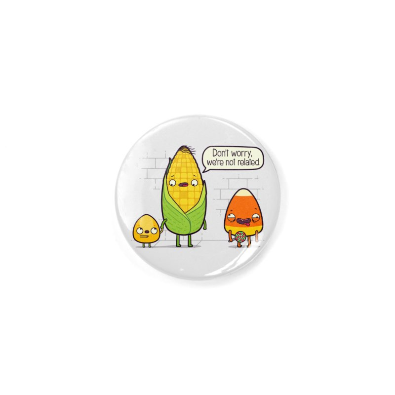So Corny Accessories Button by Made With Awesome