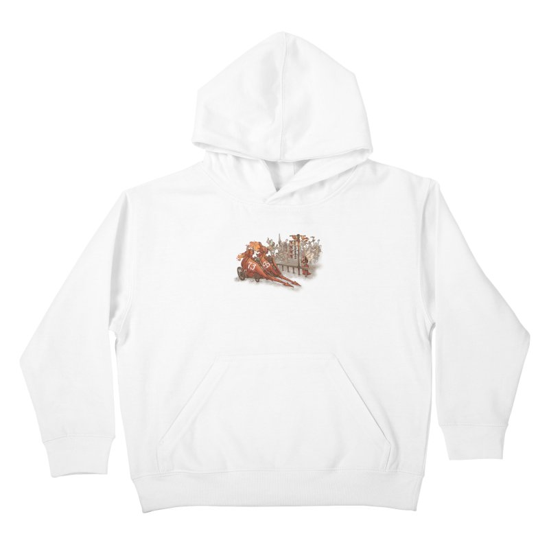 Drag Race Kids Pullover Hoody by Made With Awesome