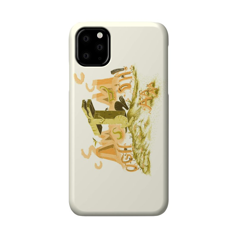 T Wrecks Accessories Phone Case by Made With Awesome