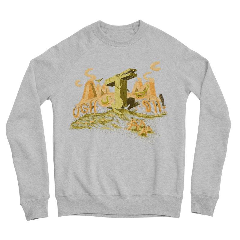 T Wrecks Women's Sponge Fleece Sweatshirt by Made With Awesome