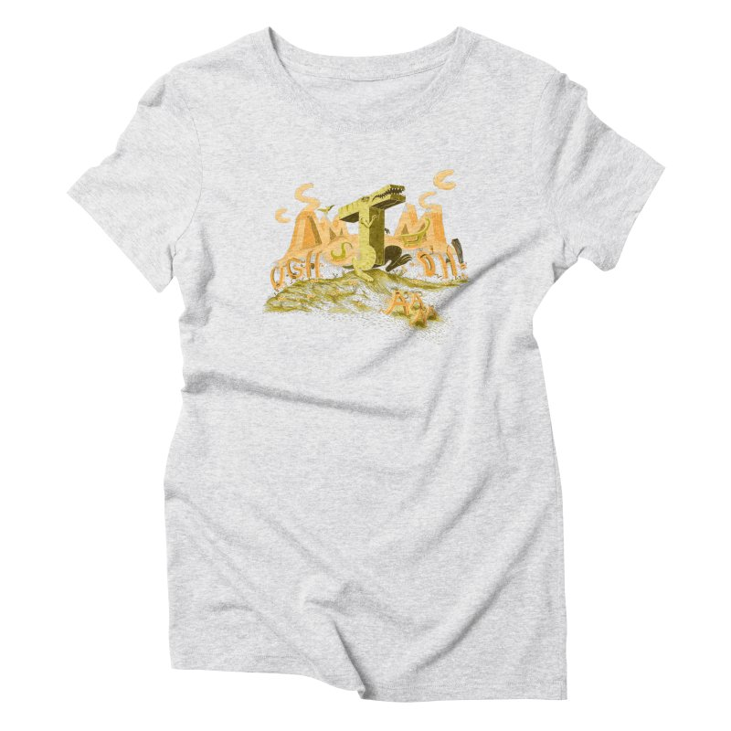T Wrecks Women's Triblend T-Shirt by Made With Awesome