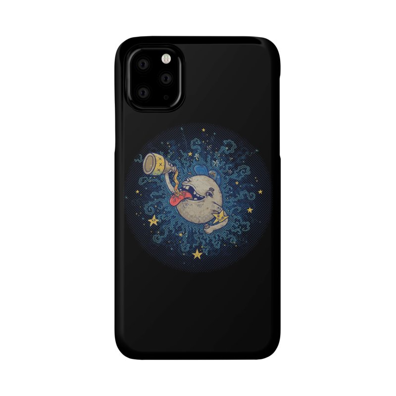 Moonshine Accessories Phone Case by Made With Awesome