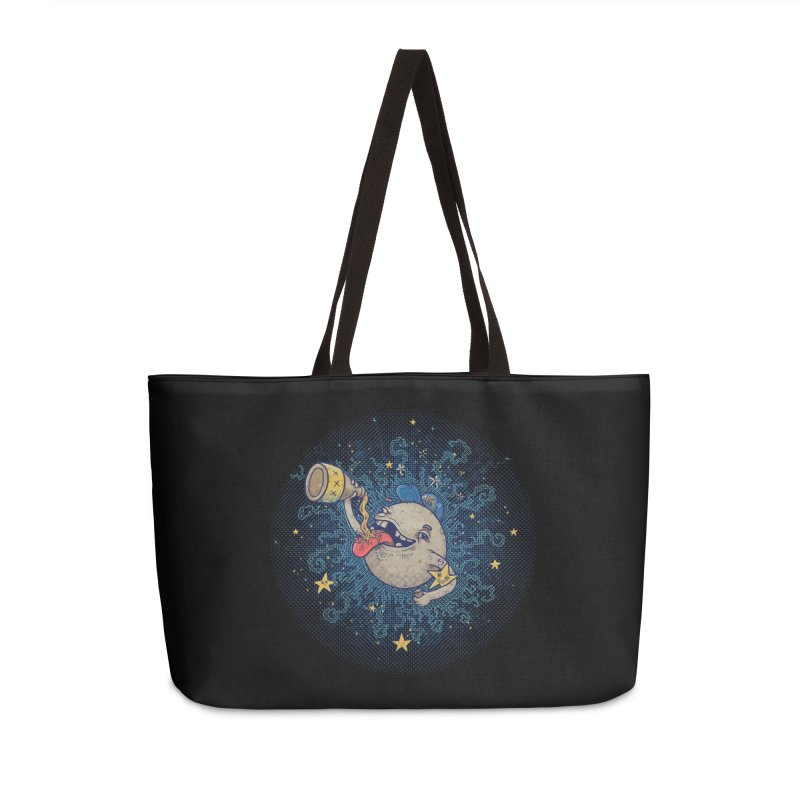 Moonshine Accessories Weekender Bag Bag by Made With Awesome