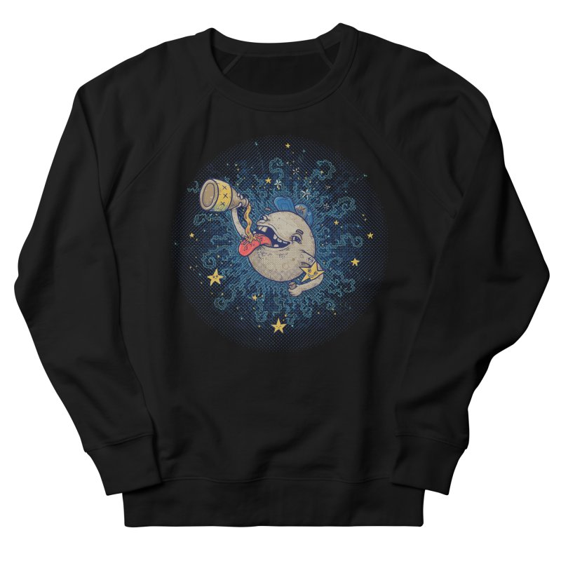 Moonshine Women's French Terry Sweatshirt by Made With Awesome
