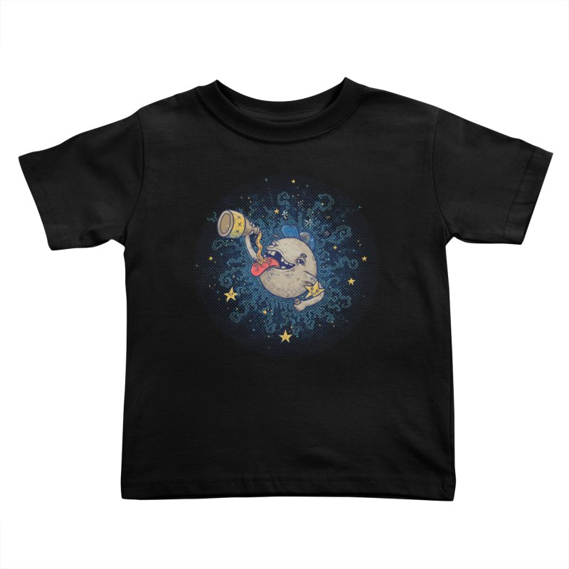 Moonshine Kids Toddler T-Shirt by Made With Awesome