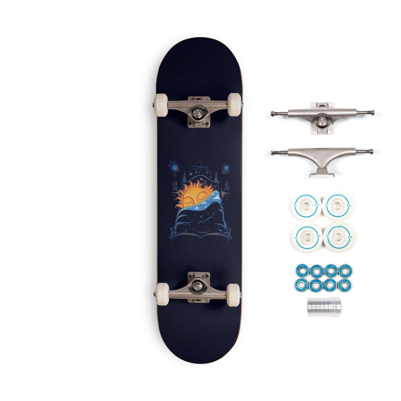 Goodnight Sun Accessories Complete - Basic Skateboard by Made With Awesome