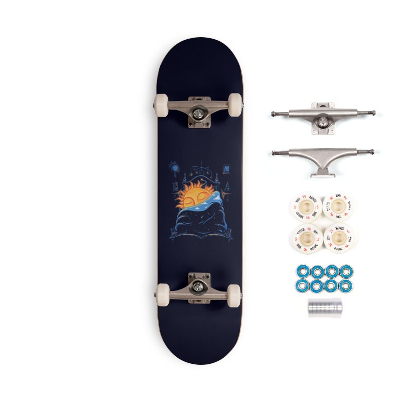 Goodnight Sun Accessories Complete - Premium Skateboard by Made With Awesome