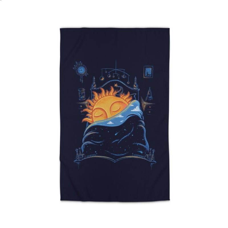 Goodnight Sun Home Rug by Made With Awesome