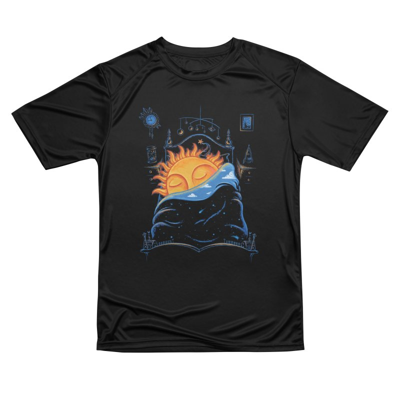 Goodnight Sun Women's Performance Unisex T-Shirt by Made With Awesome