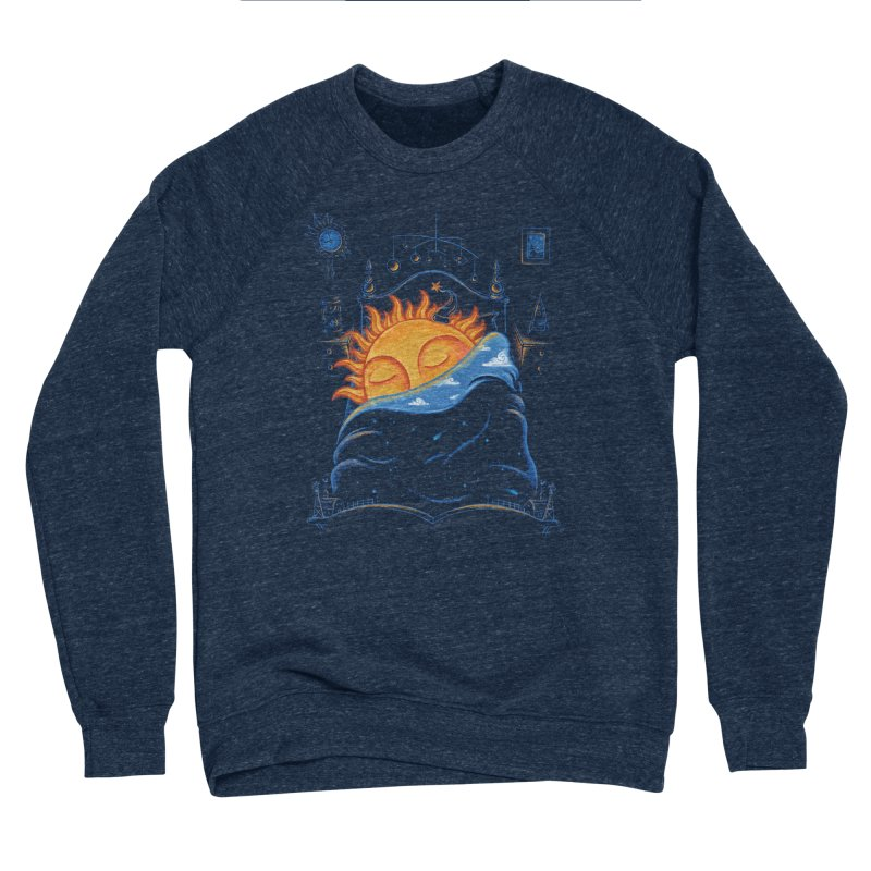 Goodnight Sun Women's Sponge Fleece Sweatshirt by Made With Awesome