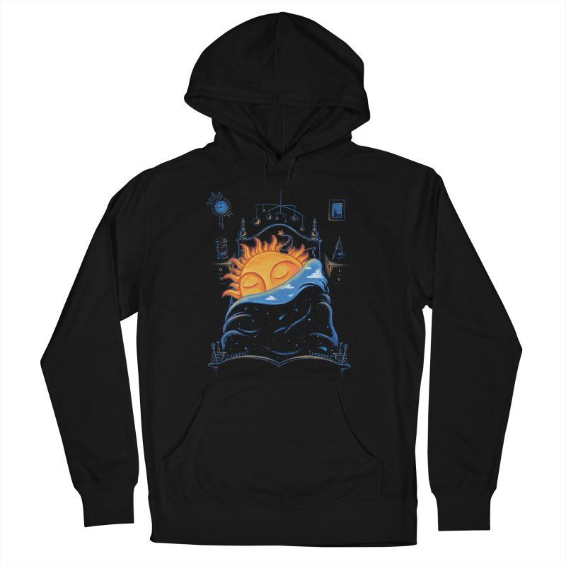 Goodnight Sun Men's French Terry Pullover Hoody by Made With Awesome