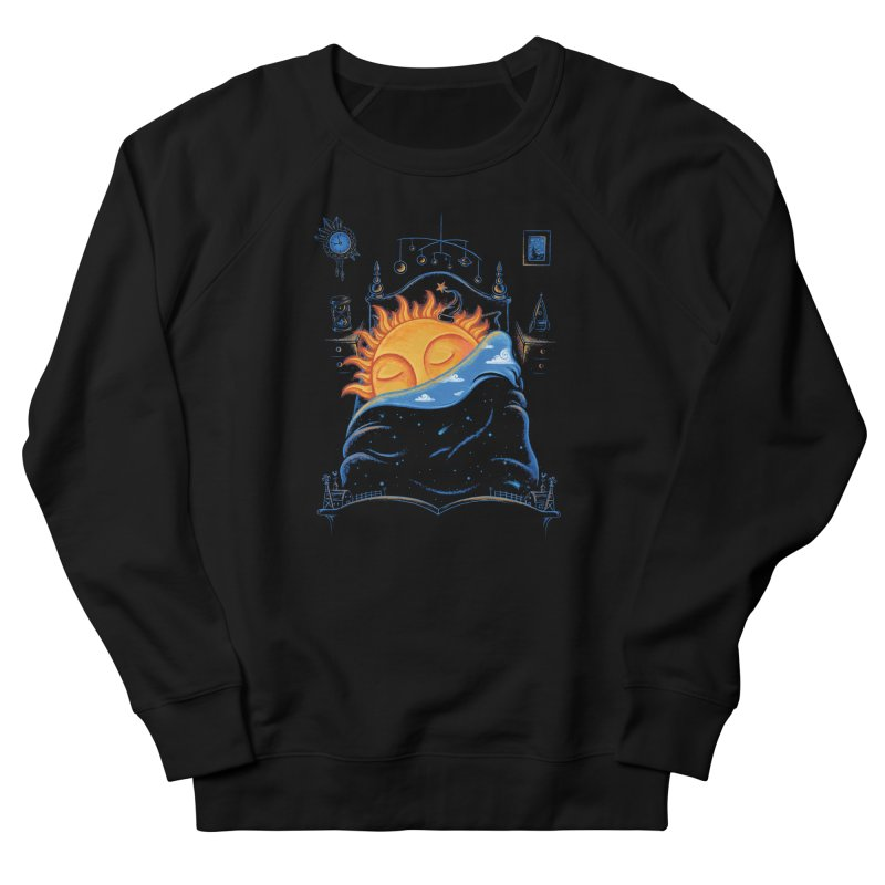 Goodnight Sun Men's French Terry Sweatshirt by Made With Awesome