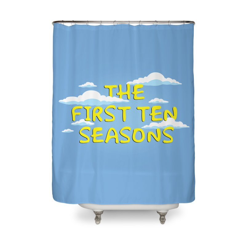 Best. Episodes. Ever. Home Shower Curtain by Made With Awesome
