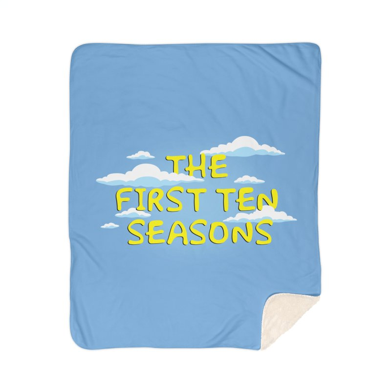 Best. Episodes. Ever. Home Sherpa Blanket Blanket by Made With Awesome