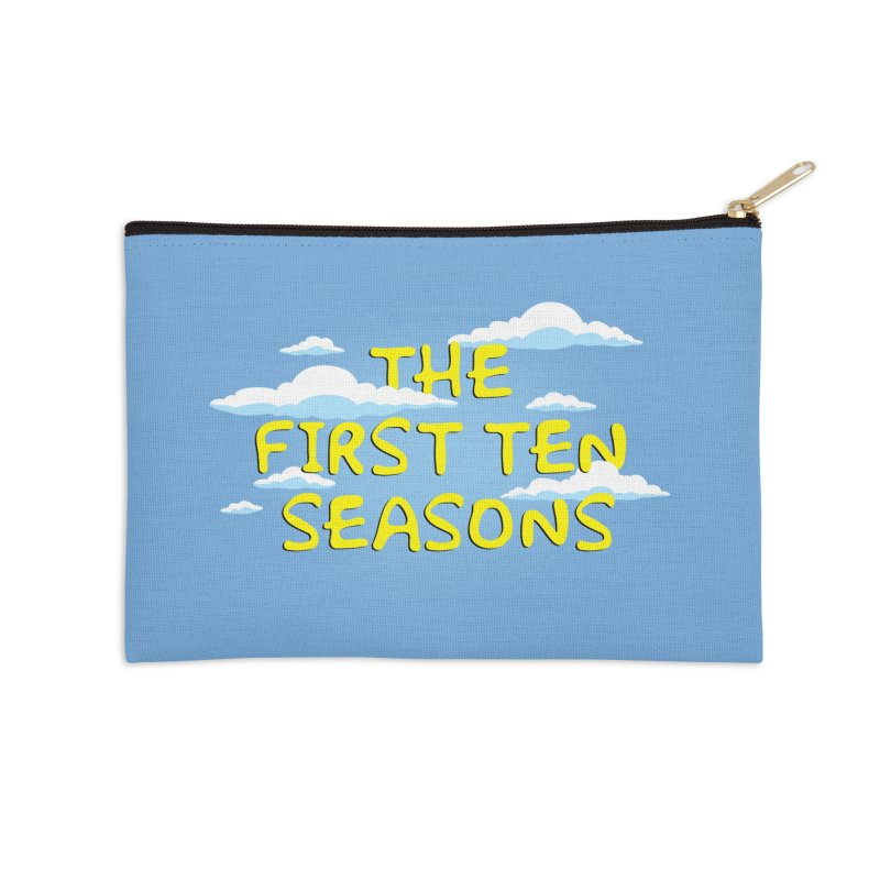 Best. Episodes. Ever. Accessories Zip Pouch by Made With Awesome