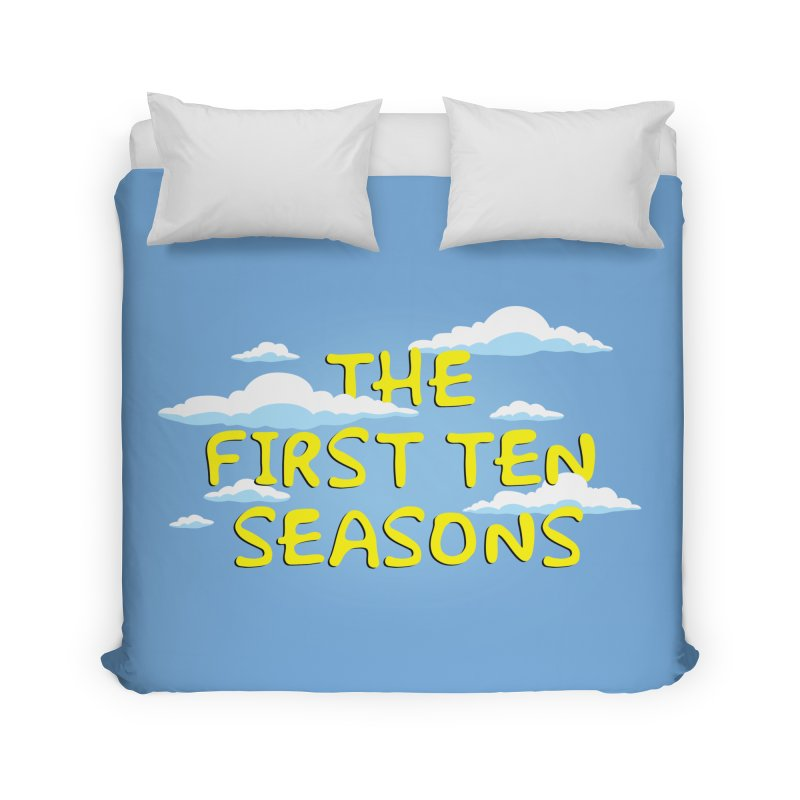 Best. Episodes. Ever. Home Duvet by Made With Awesome