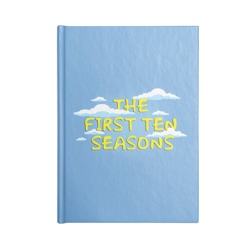 Best. Episodes. Ever. Accessories Blank Journal Notebook by Made With Awesome