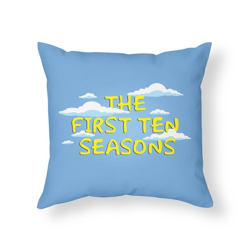 Best. Episodes. Ever. Home Throw Pillow by Made With Awesome