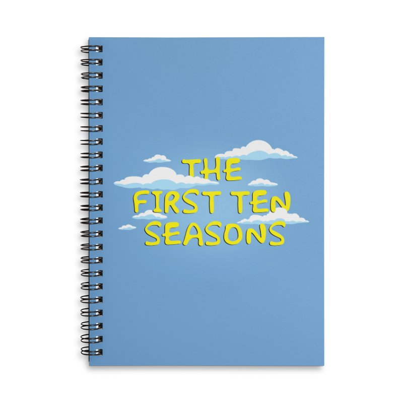 Best. Episodes. Ever. Accessories Lined Spiral Notebook by Made With Awesome