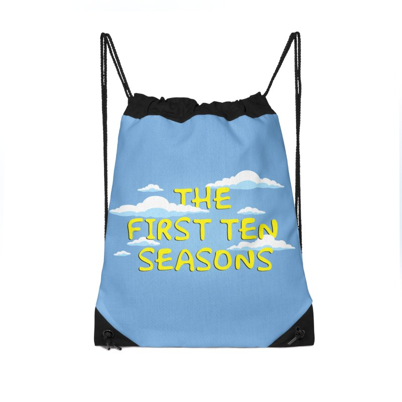 Best. Episodes. Ever. Accessories Drawstring Bag Bag by Made With Awesome