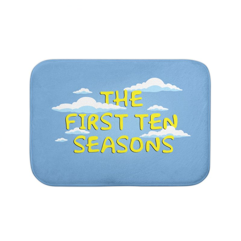 Best. Episodes. Ever. Home Bath Mat by Made With Awesome