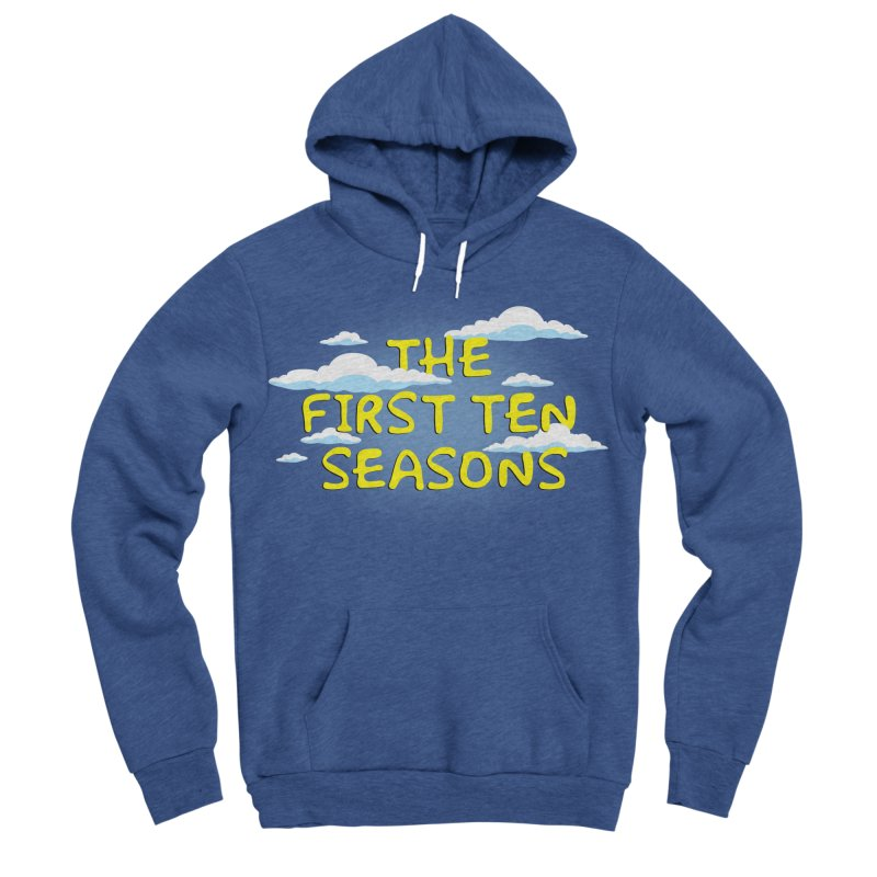 Best. Episodes. Ever. Men's Sponge Fleece Pullover Hoody by Made With Awesome