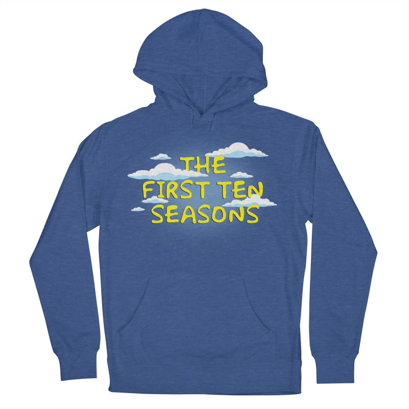 Best. Episodes. Ever. Women's French Terry Pullover Hoody by Made With Awesome