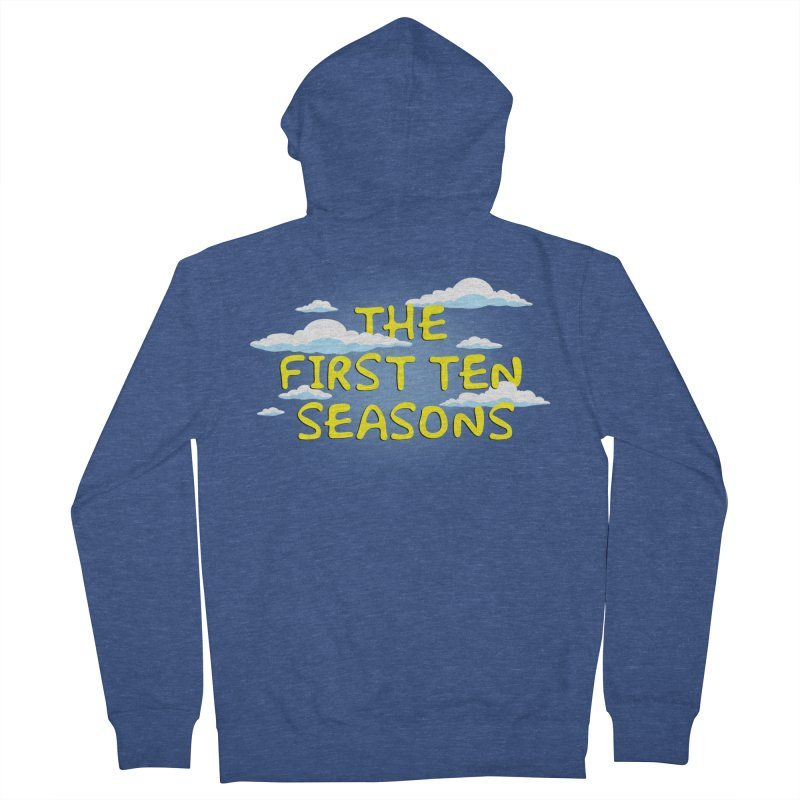Best. Episodes. Ever. Men's French Terry Zip-Up Hoody by Made With Awesome
