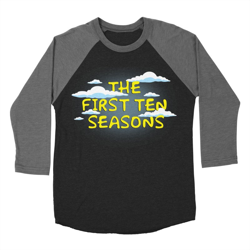 Best. Episodes. Ever. Men's Baseball Triblend Longsleeve T-Shirt by Made With Awesome