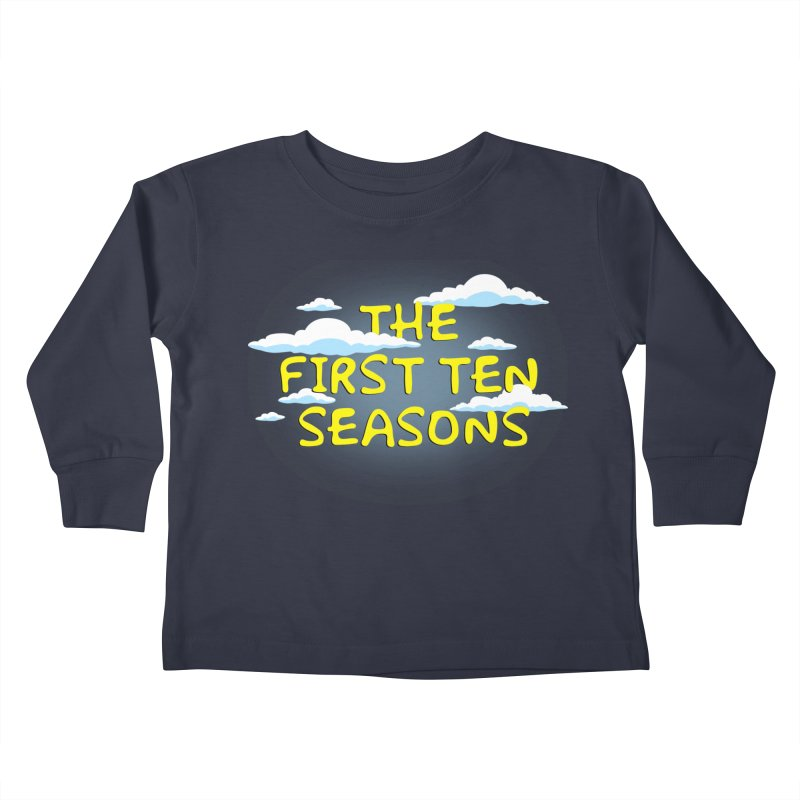 Best. Episodes. Ever. Kids Toddler Longsleeve T-Shirt by Made With Awesome