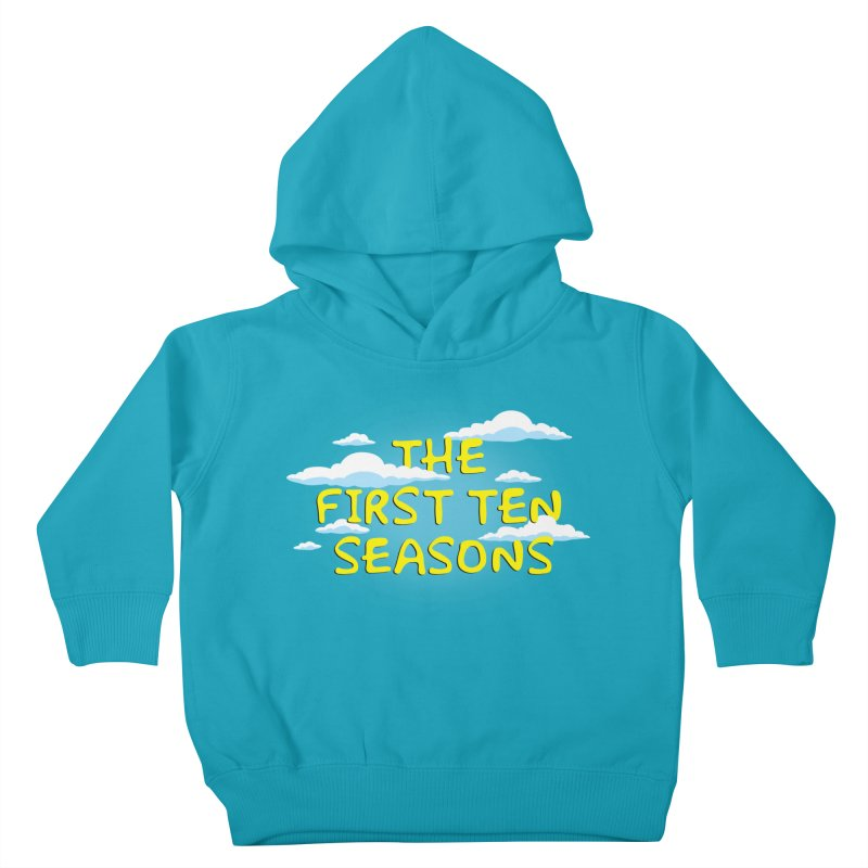 Best. Episodes. Ever. Kids Toddler Pullover Hoody by Made With Awesome