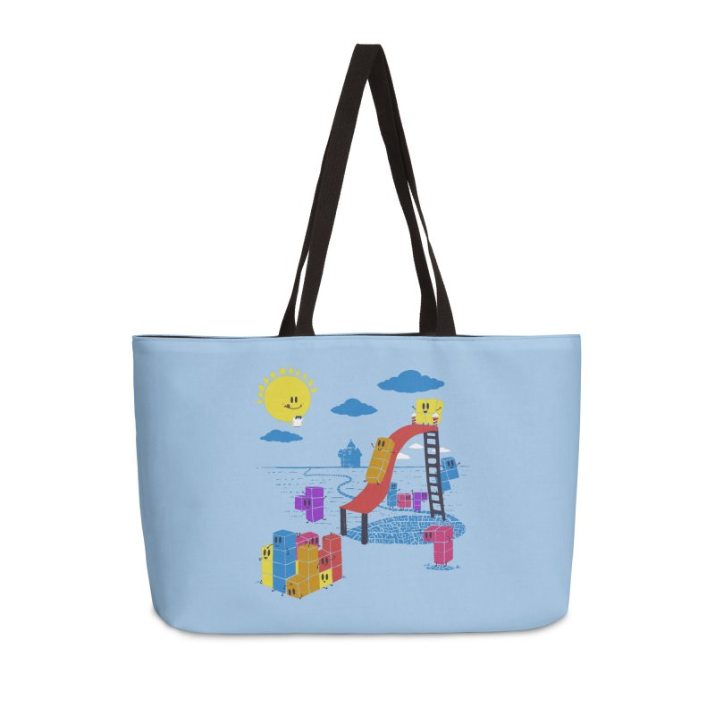 Playtime Accessories Weekender Bag Bag by Made With Awesome